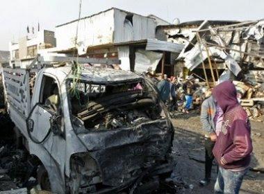 Estado Islâmico reivindica atentado suicida que matou 12 pessoas em Bagdá