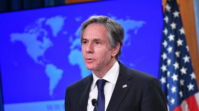 Bloomberg: Блинкен встретится с партнёрами США по НАТО в Брюсселе