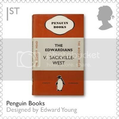 Penguin Books: Design Stamps by Royal Mail