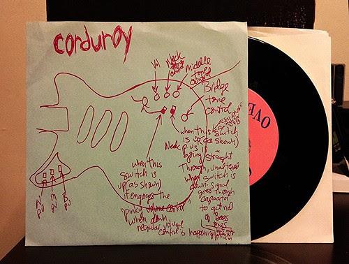 "Corduroy - Overhauls 7"" by Tim PopKid"