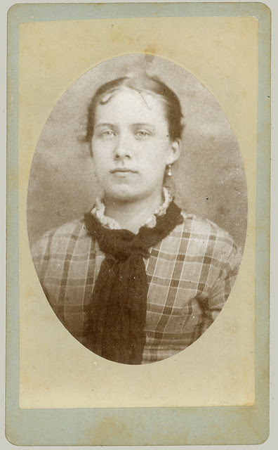 CDV Oval Portrait
