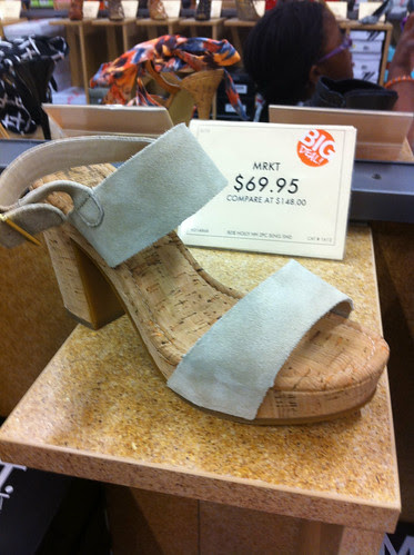 MRKT Holly Sandals