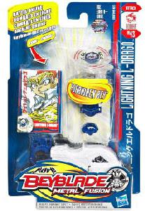 ToyDorks - Hasbro Toys - Beyblades Metal Fusion Battle Top ...