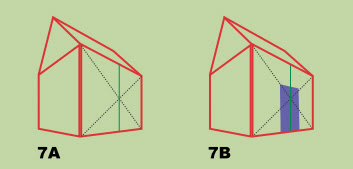 How to build a shed base on a slight slope - Loft For shed