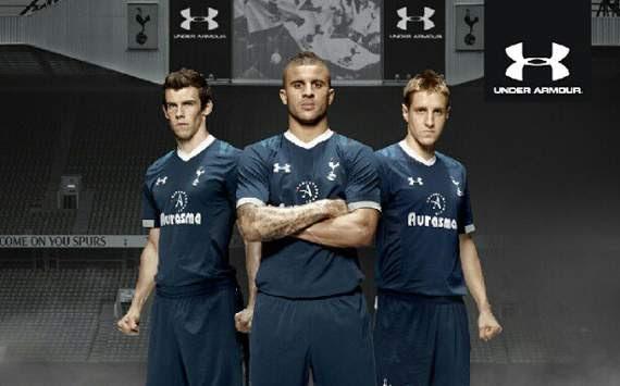 Tottenham Hotspurs: Home Jersey 2012-2013