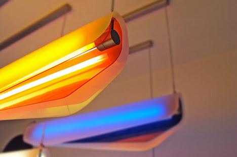 Lampara Algae - Christian Vivanco, decoracion, diseño, iluminacion