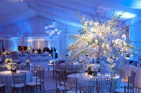 10 Winter Party and Wedding Ideas and Themes ? BG Events