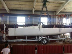 J/70 China- McConaghy Boats