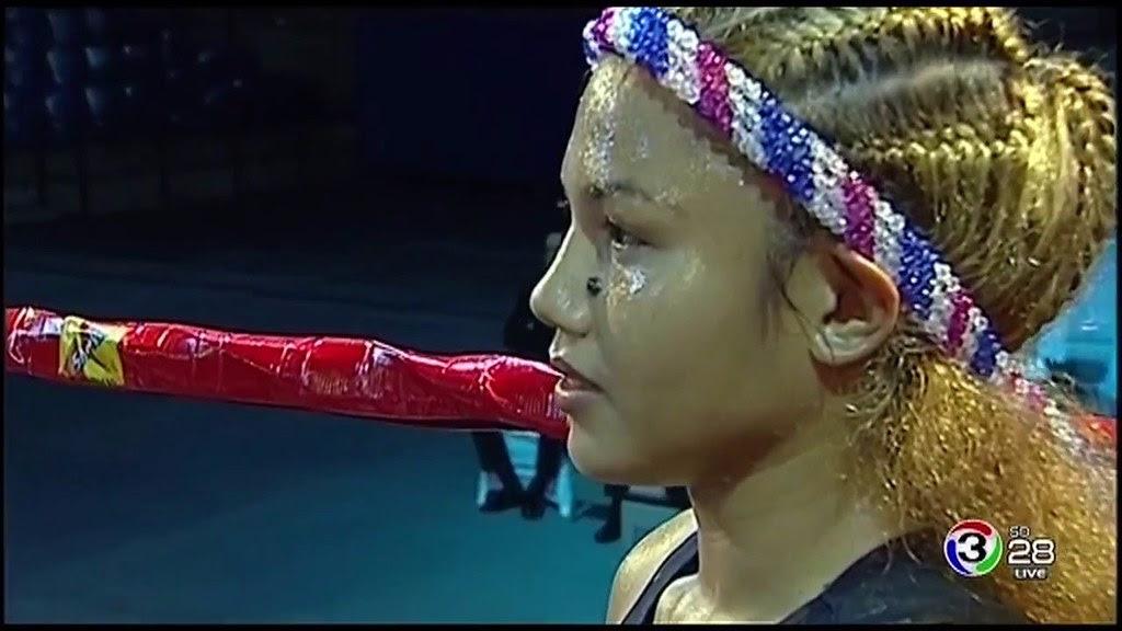 มหกรรมมวยหญิงชิงแชมป์โลกล่าสุด 1/3 28 มกราคม 2560 ย้อนหลัง Muaythai HD - YouTube
