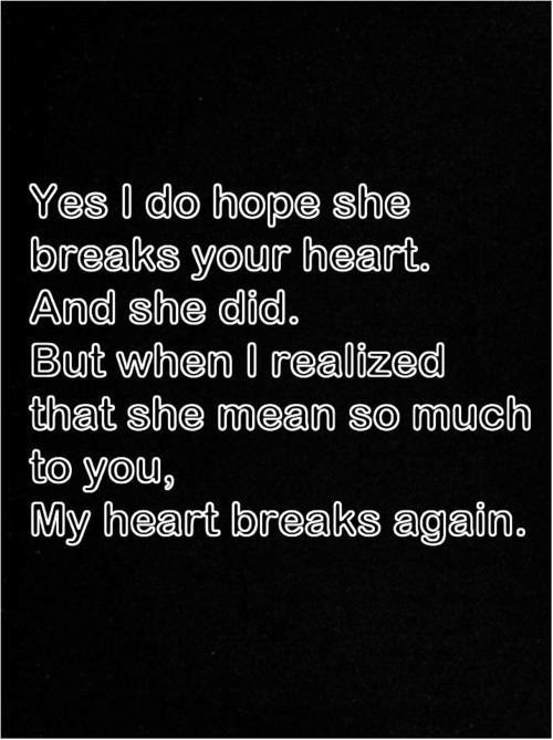 Sad Quotes and Heartbroken Sayings
