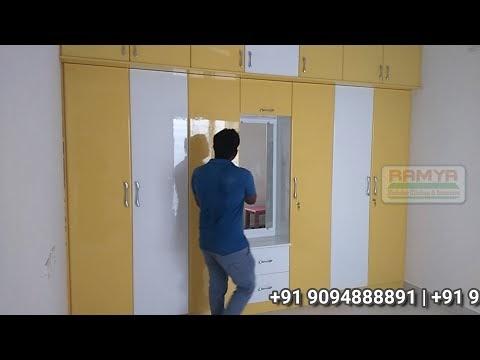 Ramya Modular Kitchen, Our Client Mr. Murugan Mylapore Chennai  Part - 2