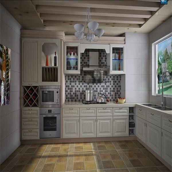 2017 Kitchen & Cabinet Glass Door/Roller Shutter For ...