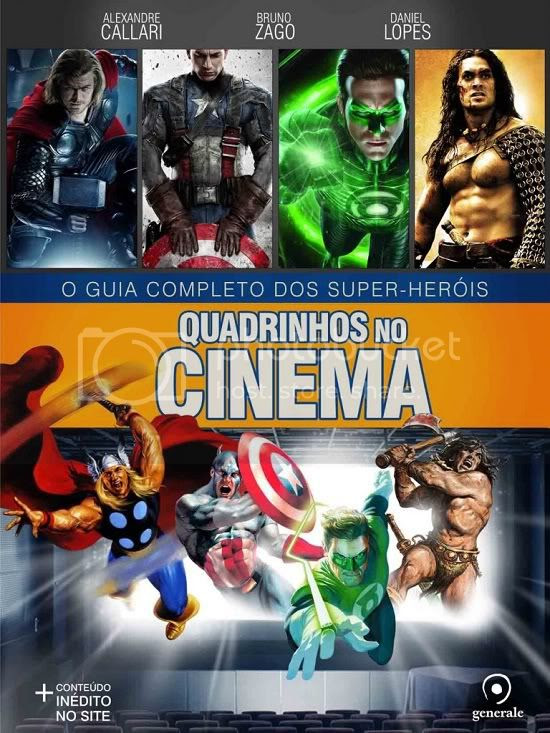 Quadrinhos no Cinema