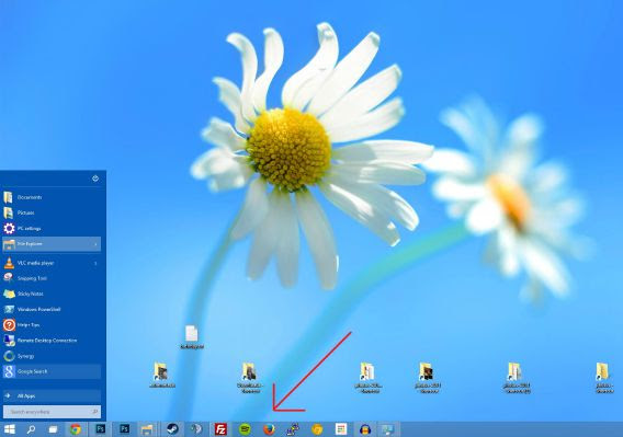 How to Move or Re-position the Taskbar to Different Locations In Windows 10