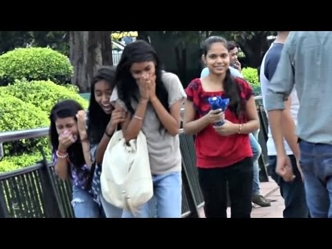 Asking Strangers For Directions (Gone Wrong) | AVRprankTV (Pranks In India)
