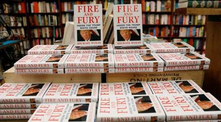'Fire and Fury' sales top 29,000 in firstweekend