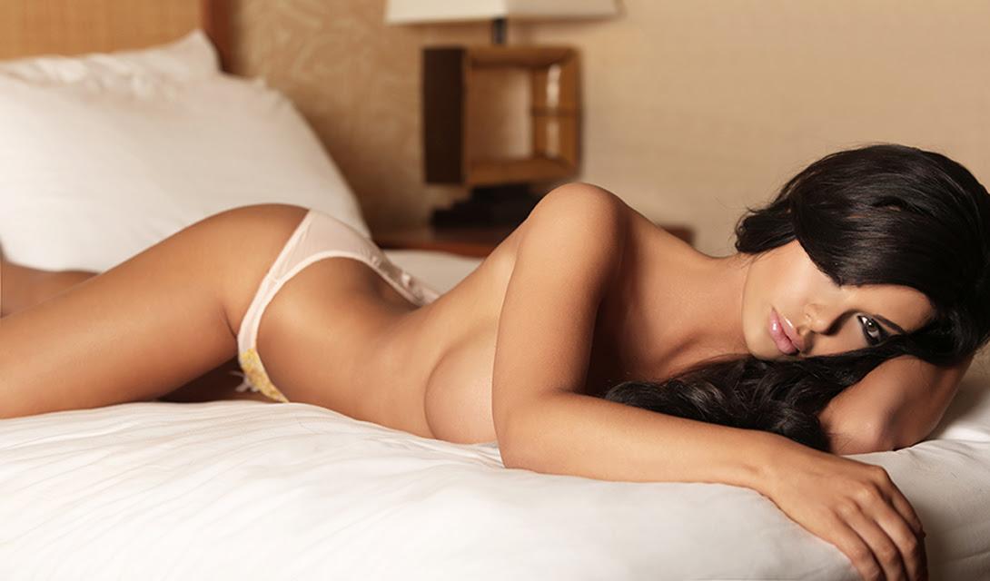 Вивиан Киндл: красотка с горящими глазами
