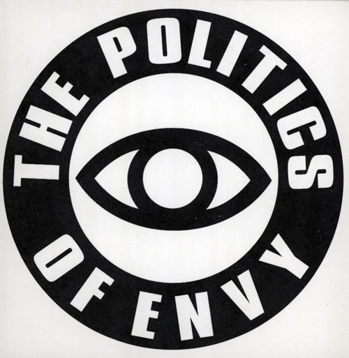 Image result for politics of envy