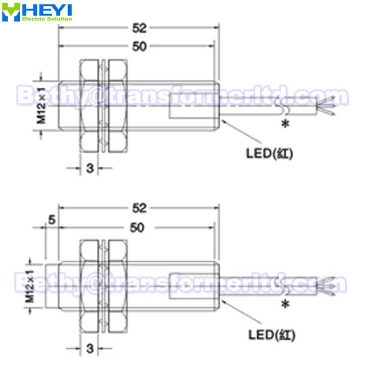 3 Wire Prox Wiring Diagram