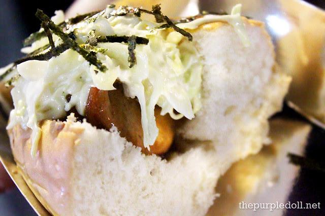 Schmidt's Gourmet Hotdogs Wagamama P130