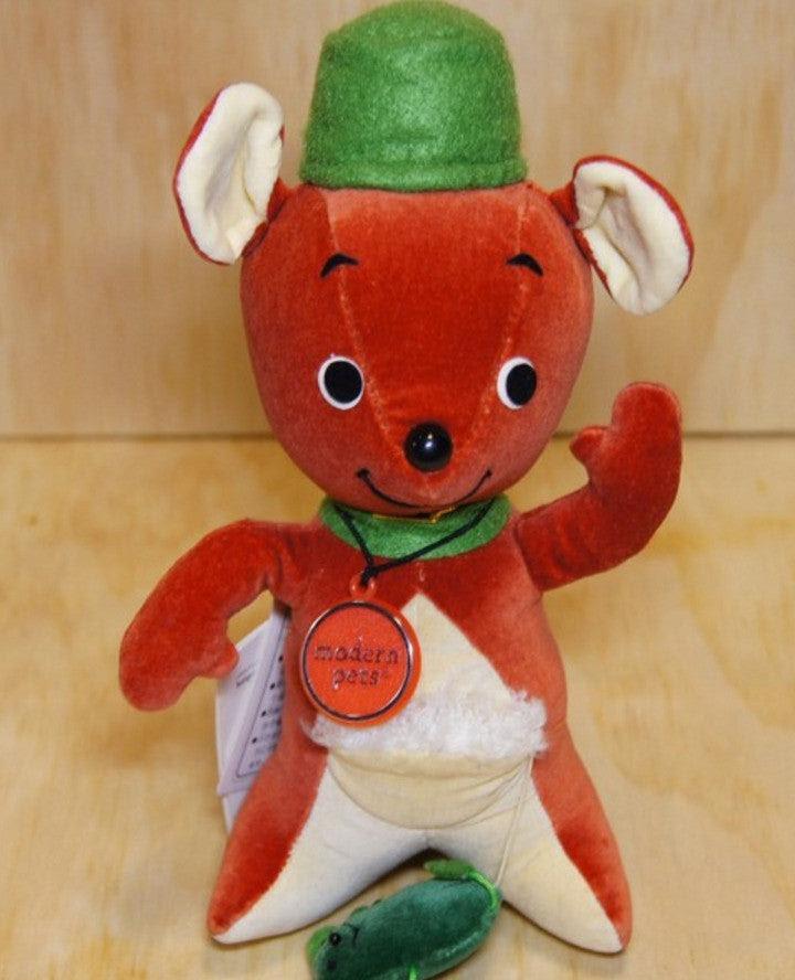 Play Set Products Modern Pets Good Morning Kangaroo 6 Plush Doll