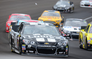 Brickyard 400  - July 28, 2013