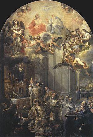 Fundación de la Orden de los Trinitarios / Mas...