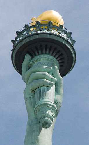 Statue of Liberty, Manhattan, New York, USA, by jmhdezhdez