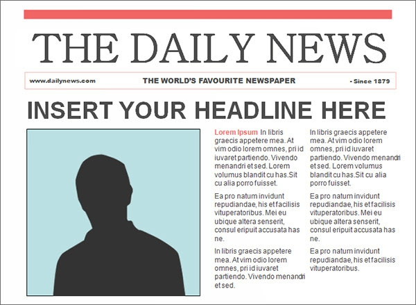 Newspaper Template - 19+ Download Free Documents in PDF, PPT, Word