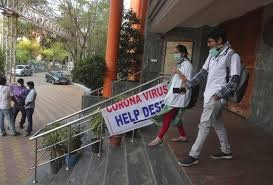 CoronaVirus LIVE: गुड़गांव पेटीएम कर्मचारी का परीक्षण सकारात्मक, मामलों में 29 तक वृद्धि