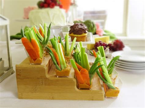 Pink and Green Garden Party Bridal Shower   Red Pepper