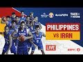 WATCH LIVE: Gilas Pilipinas vs. Iran at 8:00 PM 13 September 2018 (FIBA World Cup Qualifiers)