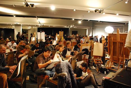 Massive Black Seattle Workshop Jan 2009