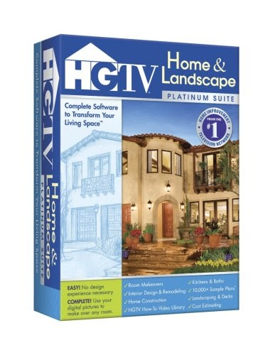 Design My Own Living Room Online Free: Base Of Free Software: HGTV Home & Landscape Platinum