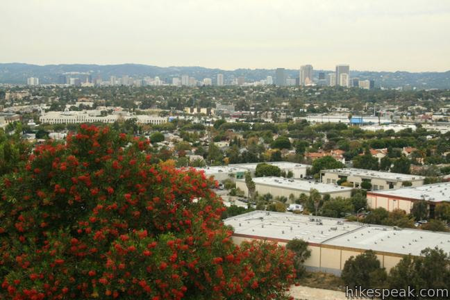 Baldwin Hills Scenic Overlook Trail Los Angeles