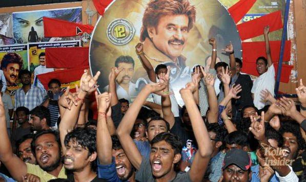 Rajinikanth fans to protest against distributors
