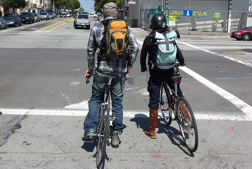 His & Hers Backpacks