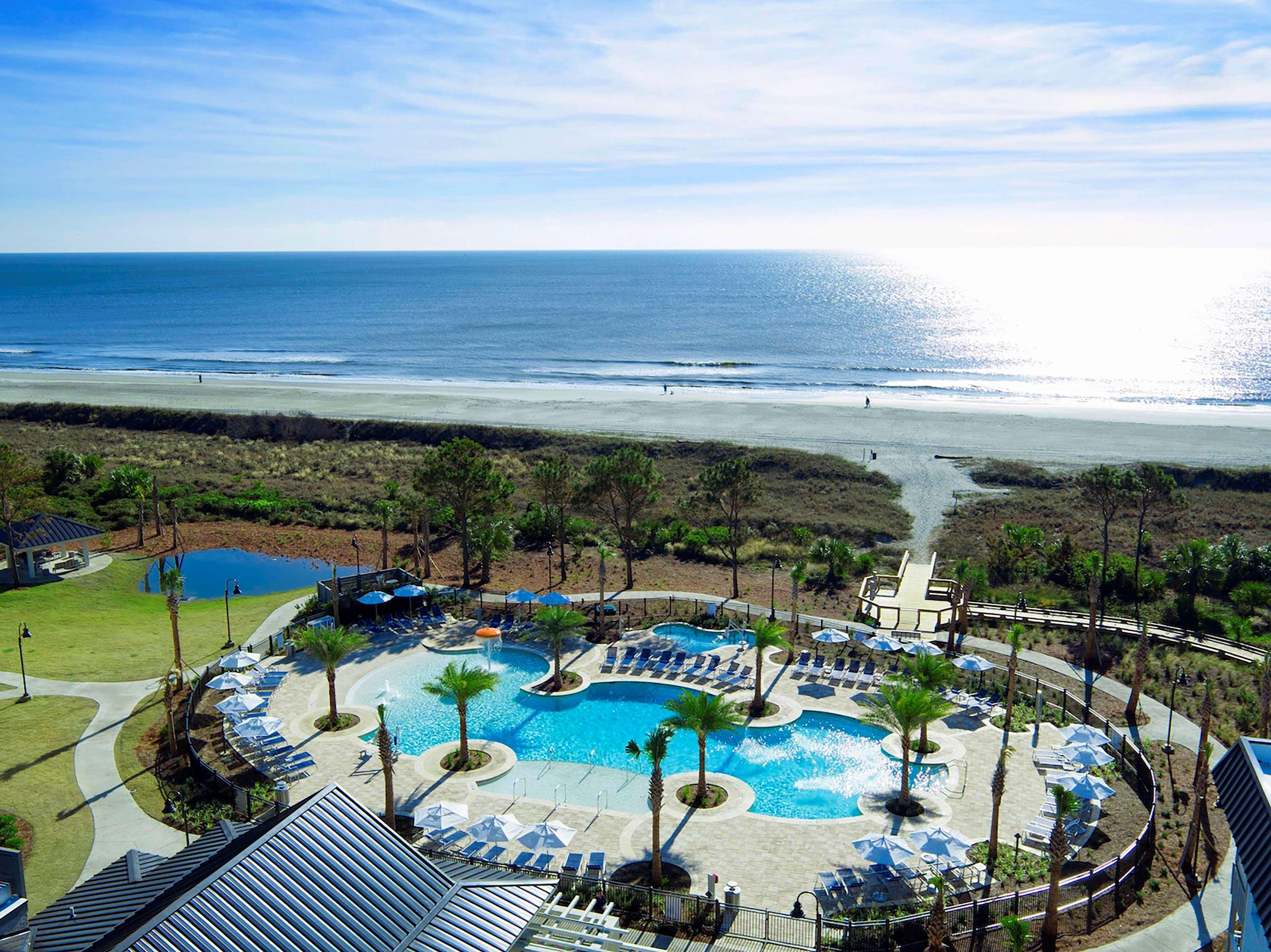 Ocean Oak Resort by Hilton Grand Vacations  Hilton Head