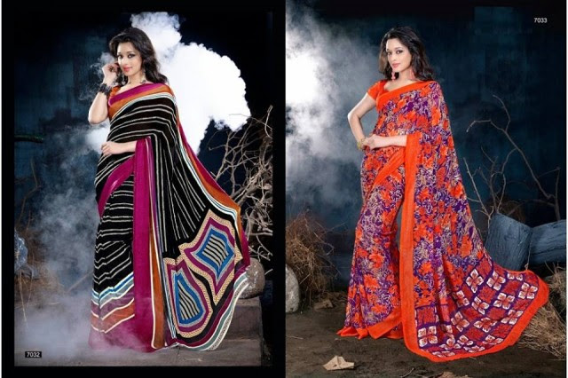 Womens-Girl-Wear-Beautiful-Sari-New-Fashion-Color-Printed-Saris-by-Prerna-Poly-Georgette-Sarees-6
