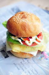MaaMeeMooMoo's Ramly Burger