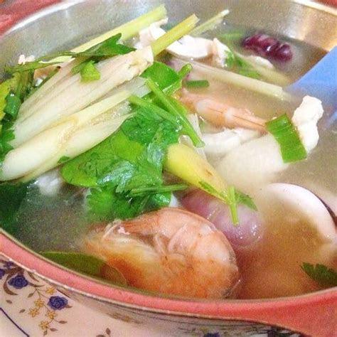 resepi tomyam putih ala thai sedap  mudah kisah rumah