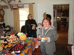 Quilter's Open House Halloween Party 10-31-10 008