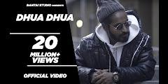 DHUA DHUA LYRICS - Emiway Bantai