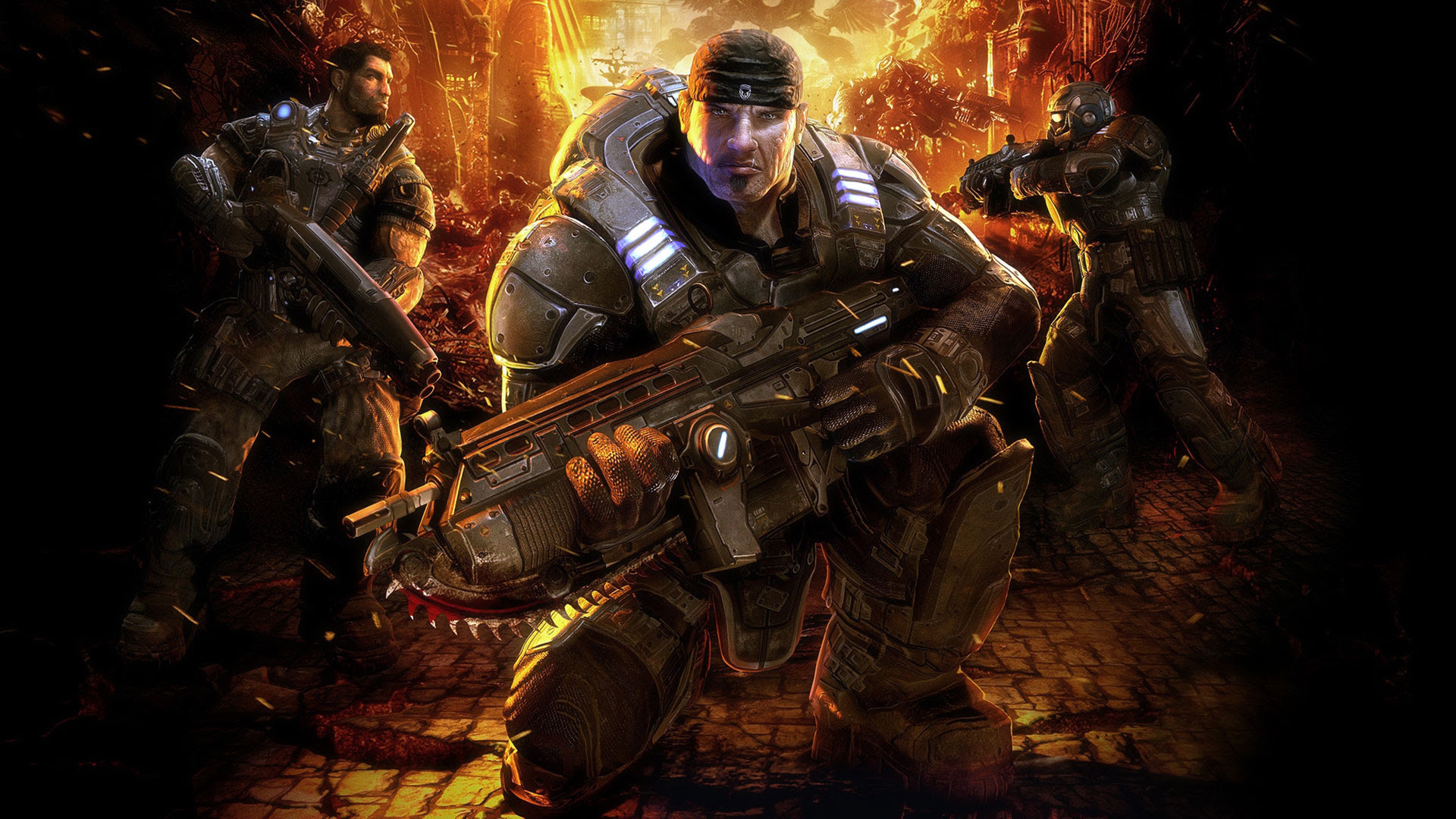 Gears Of War Wallpaper Digital Gears Of War Image 16034