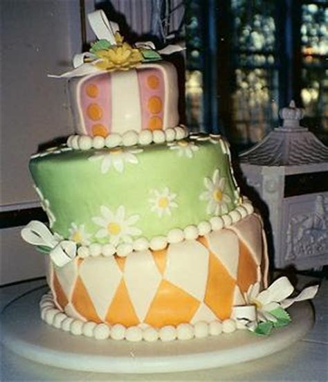 Carrot Cake as Wedding Cake