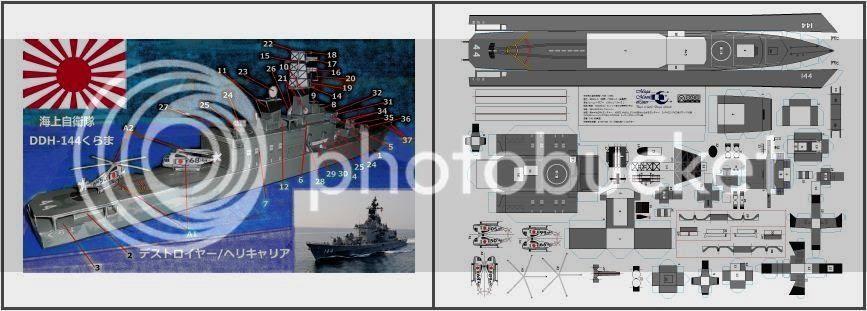 photo DDH-144 Kurama Paper Model via Papermau.003_zpskvlvrn7v.jpg