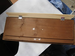 Predrilled For Hinges