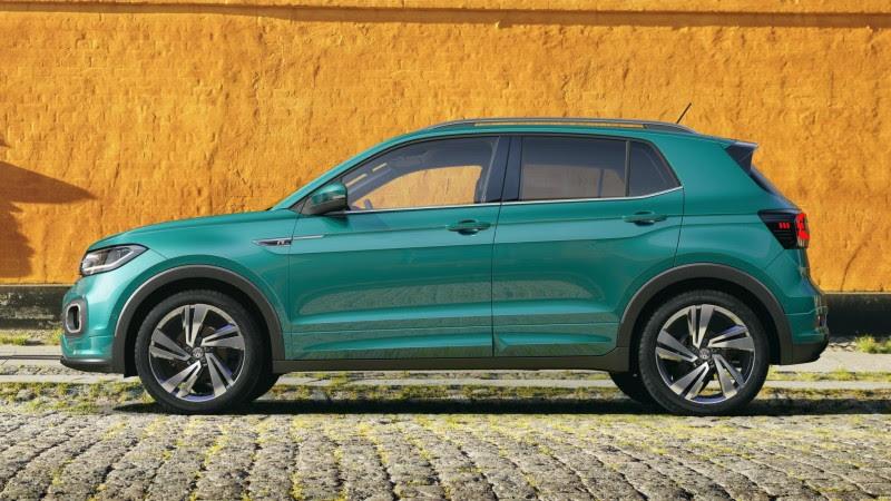 This is the new Volkswagen T-Cross
