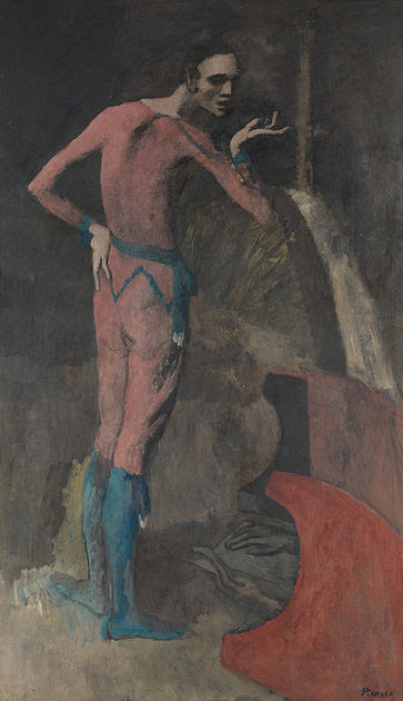 File:Picasso The Actor 1904.JPG