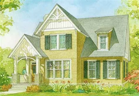 small house big charm ellsworth cottage plan